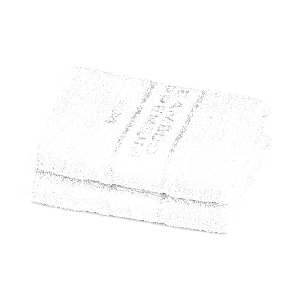 4Home Bamboo Premium uterák biela