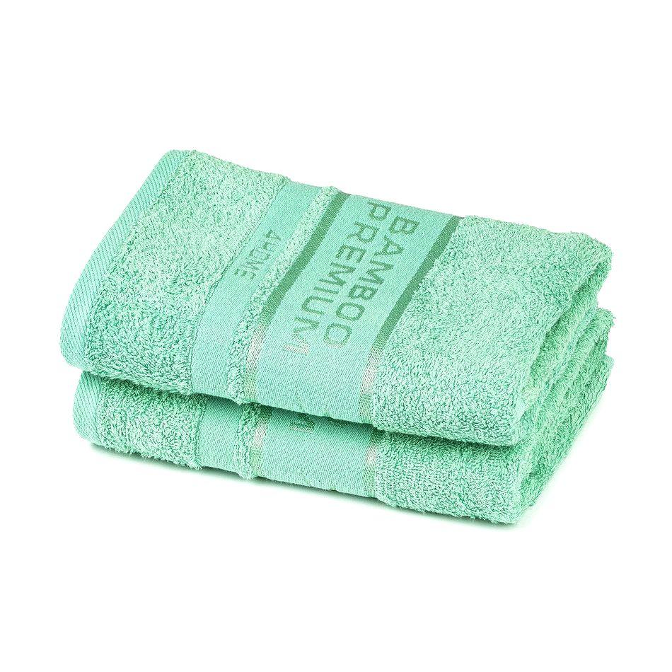4Home Bamboo Premium uterák mentolová