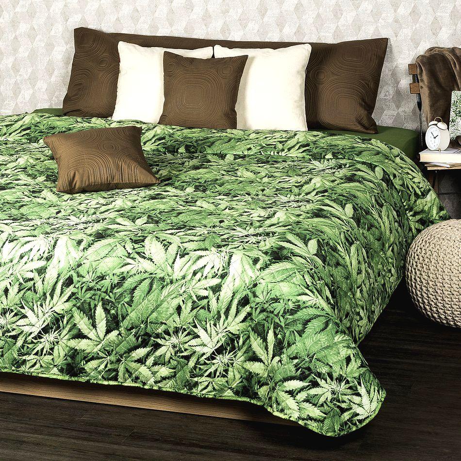 4Home Prehoz na posteľ Aromatica