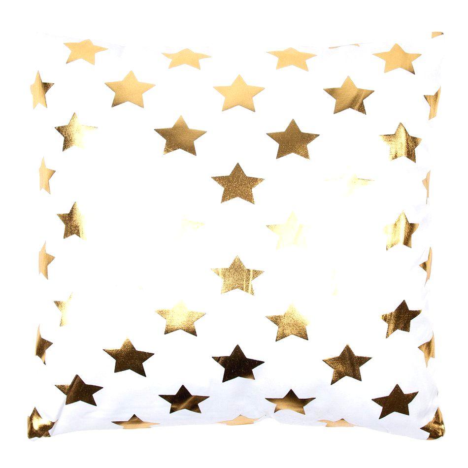 JAHU Vankúšik Gold De Lux Hviezdy