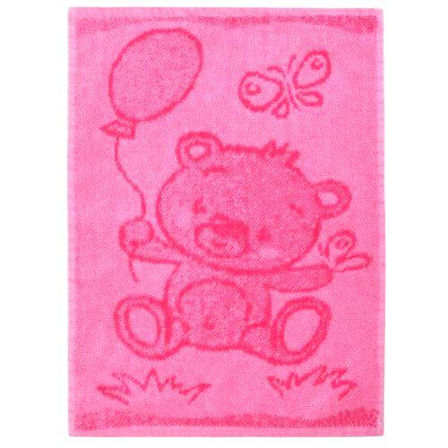 Profod Detský uterák Bear pink