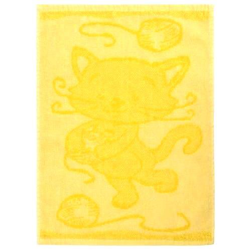 Profod Detský uterák Cat yellow