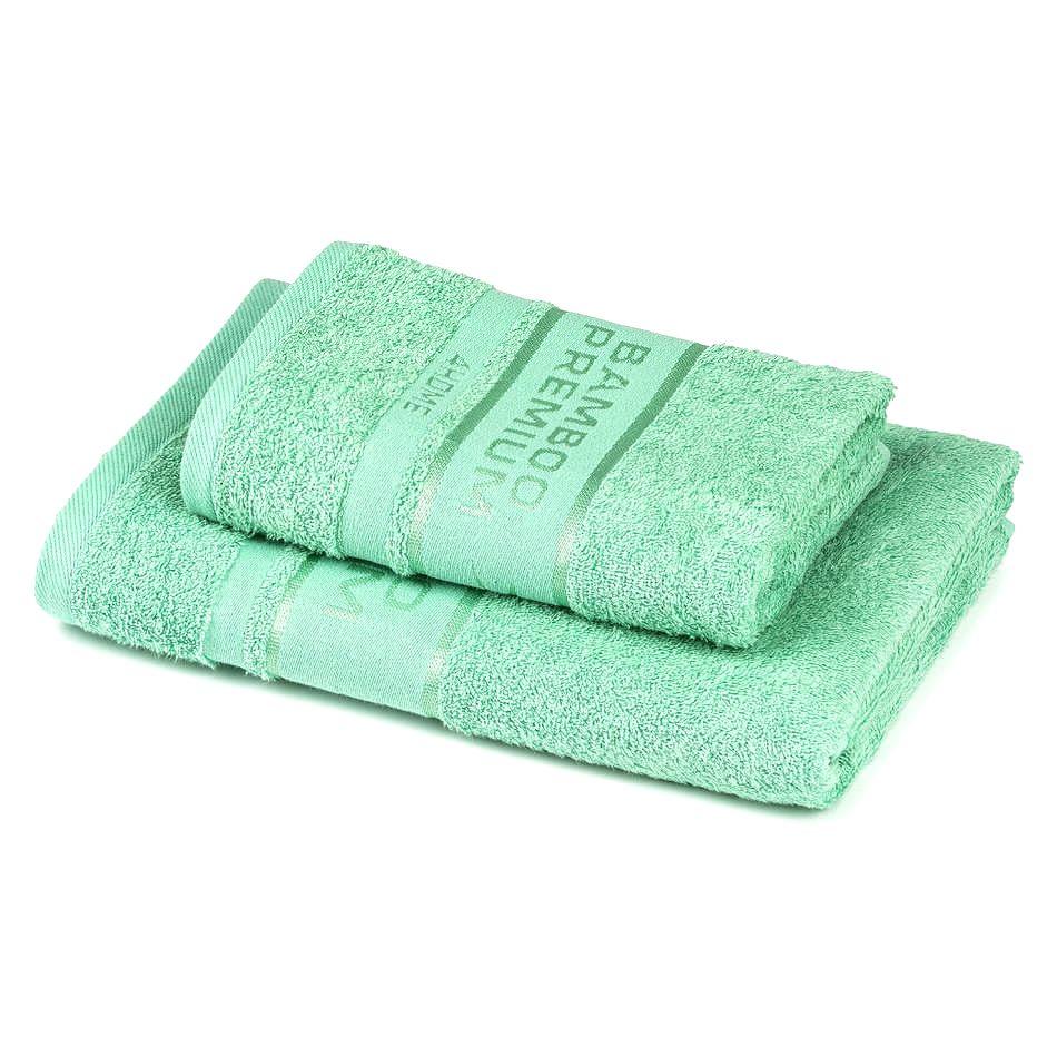 4Home Sada Bamboo Premium osuška a uterák