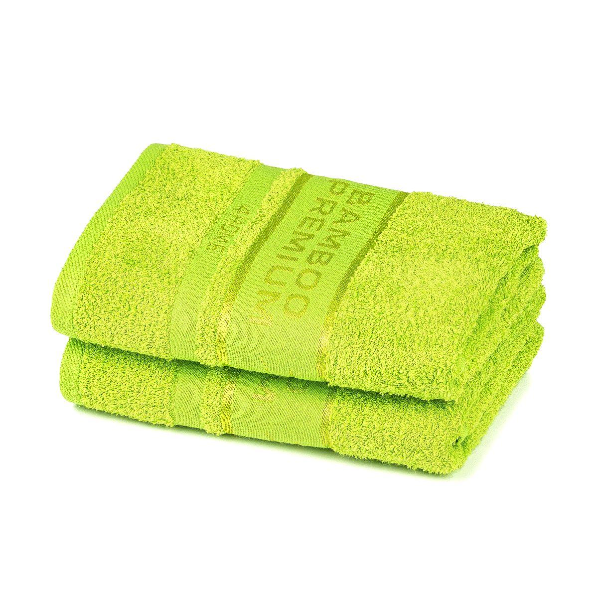 4Home Uterák Bamboo Premium zelená