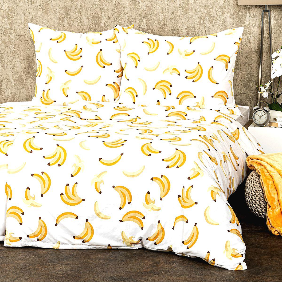 4Home Obliečky Banány micro