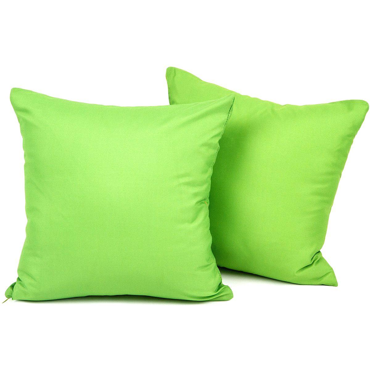 4Home Obliečka na vankúšik zelená