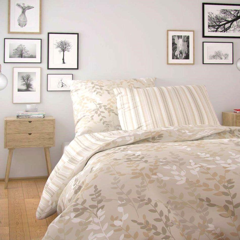 Kvalitex Bavlnené obliečky Nordic Astrid