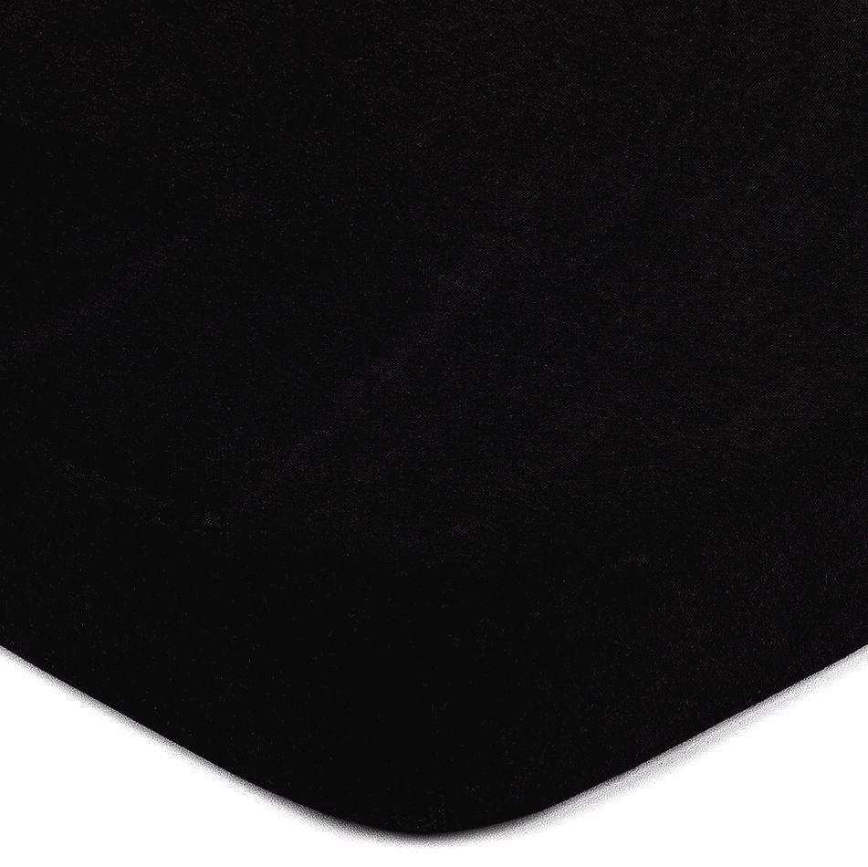 4home jersey prestieradlo čierna
