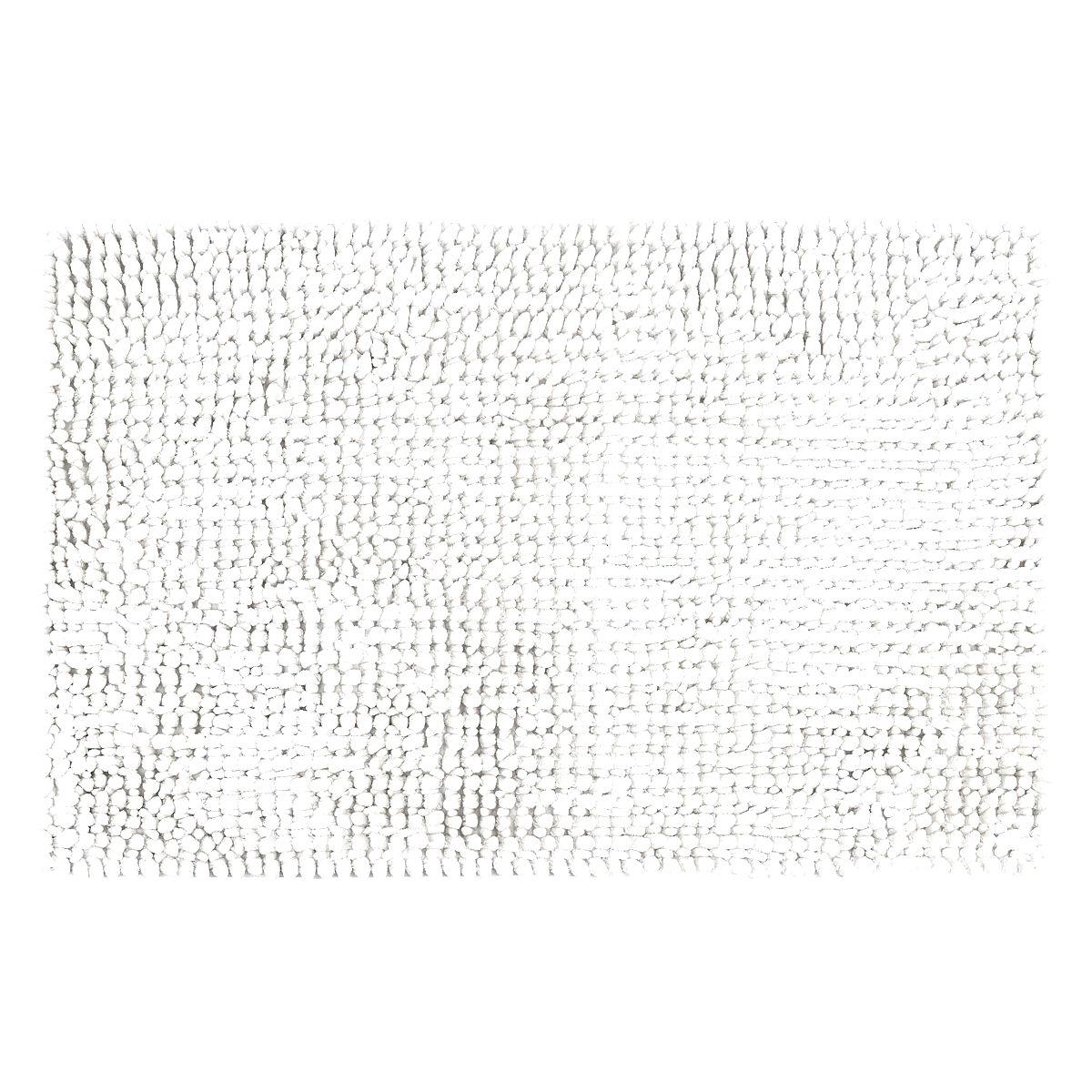 Bo-ma Kúpeľňová predložka Ella micro biela