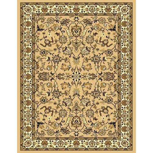 Spoltex Kusový koberec Samira 12002 beige