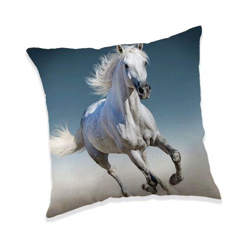 Jerry Fabrics Vankúšik White horse