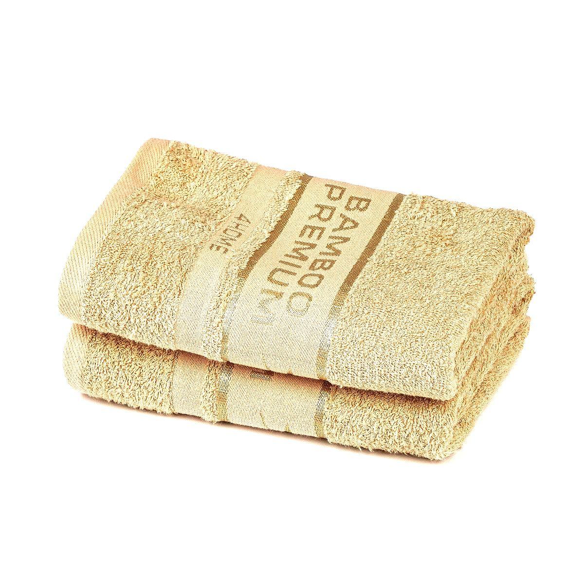 4Home Uterák Bamboo Premium béžová