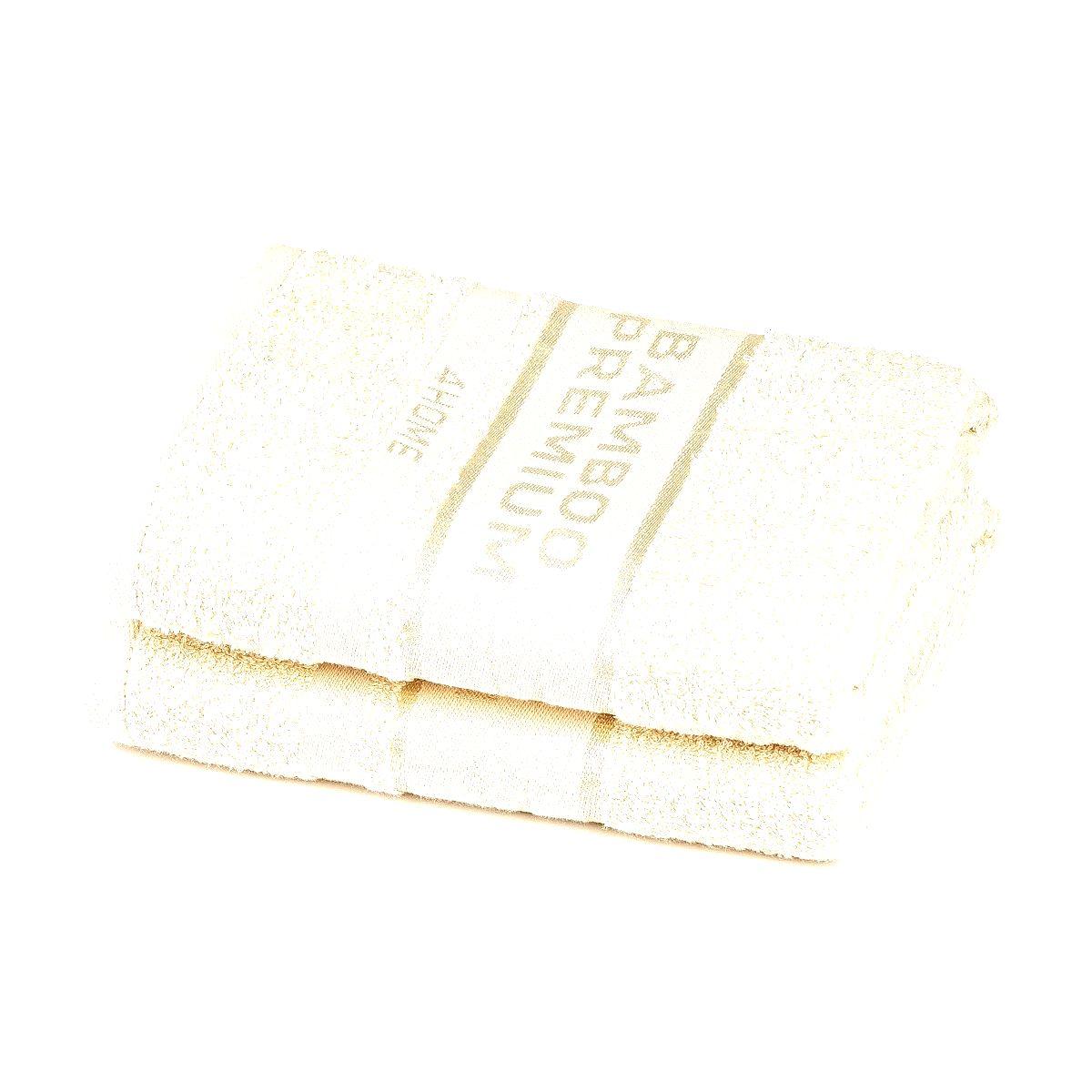 4Home Uterák Bamboo Premium krémová